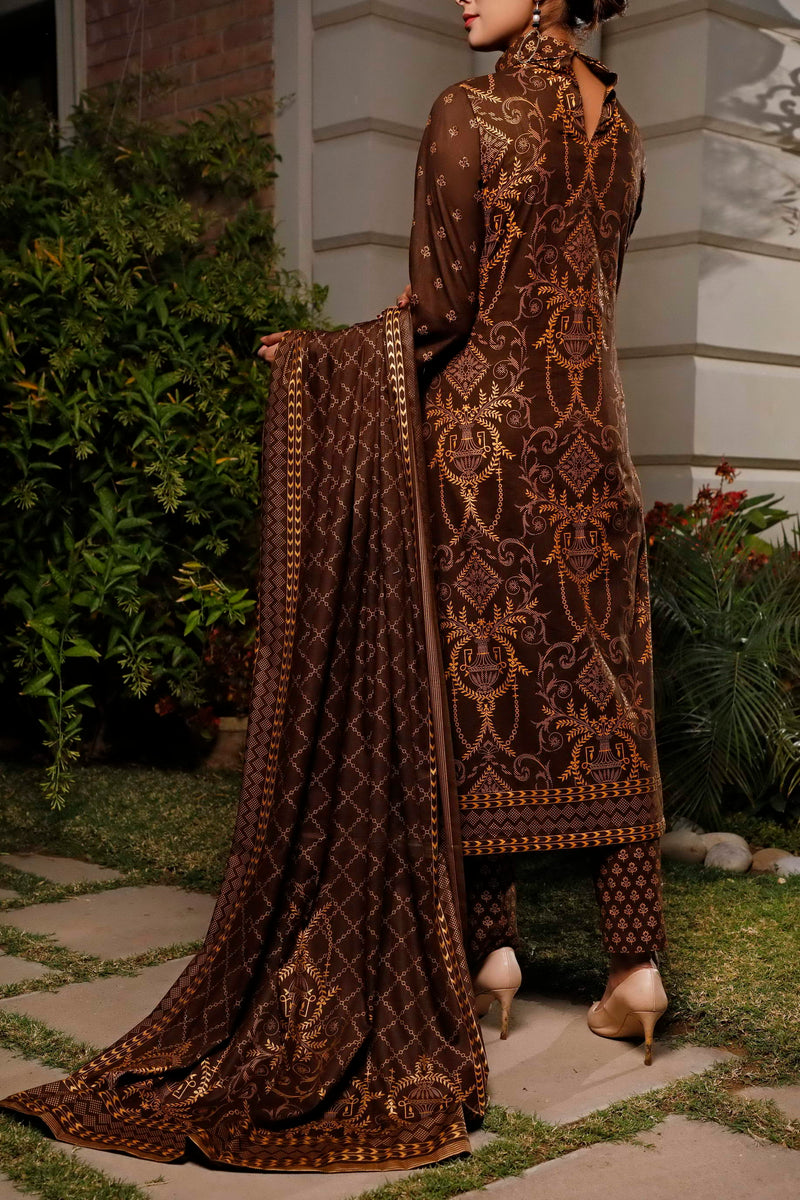 Daman Printed Lawn Collection 20-20C