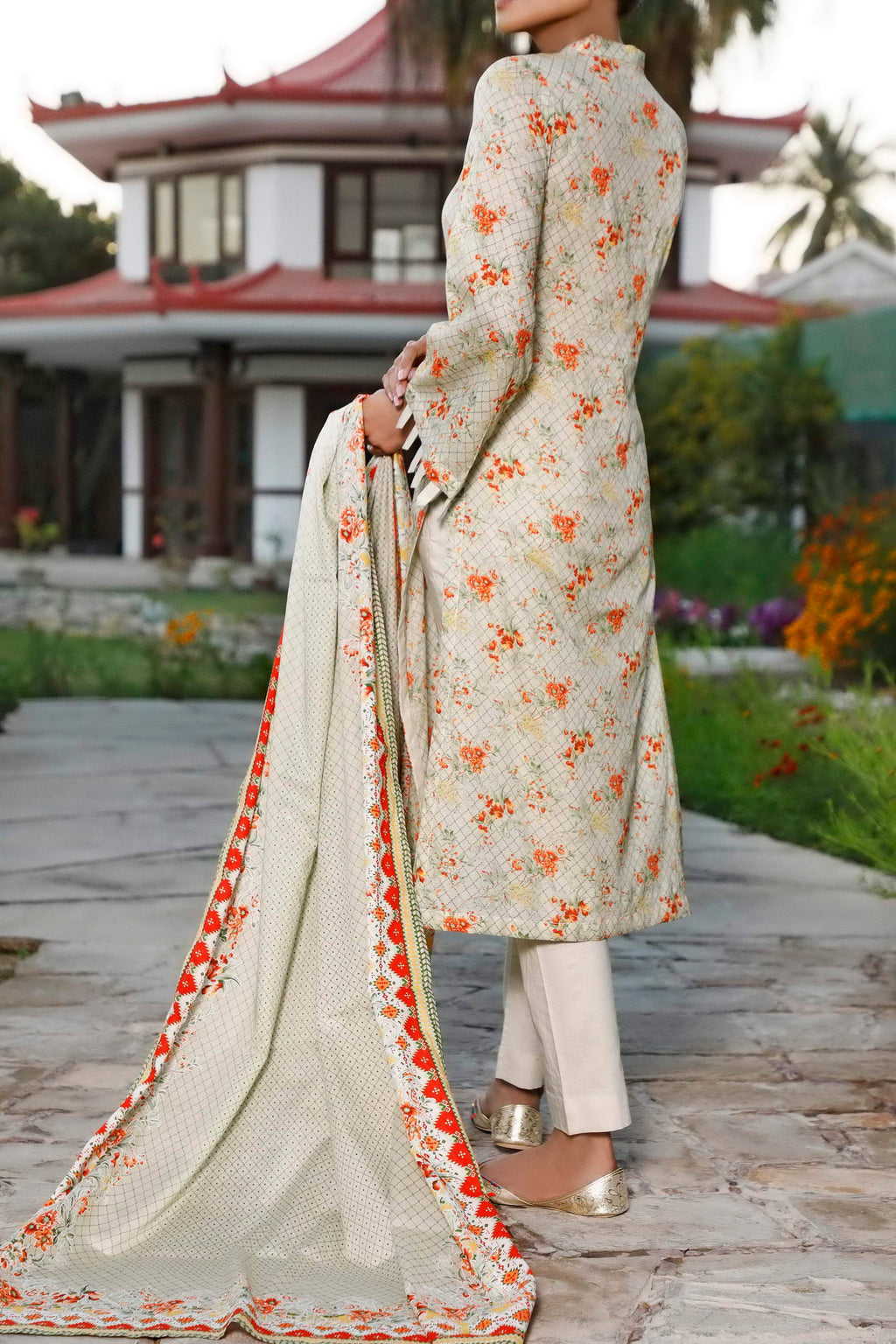 Signature Lawn Collection SSL-21-2614A