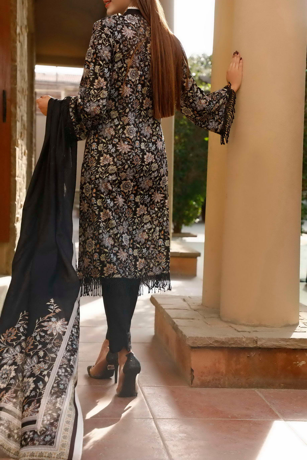 Classic Printed Lawn Collection 20-109B