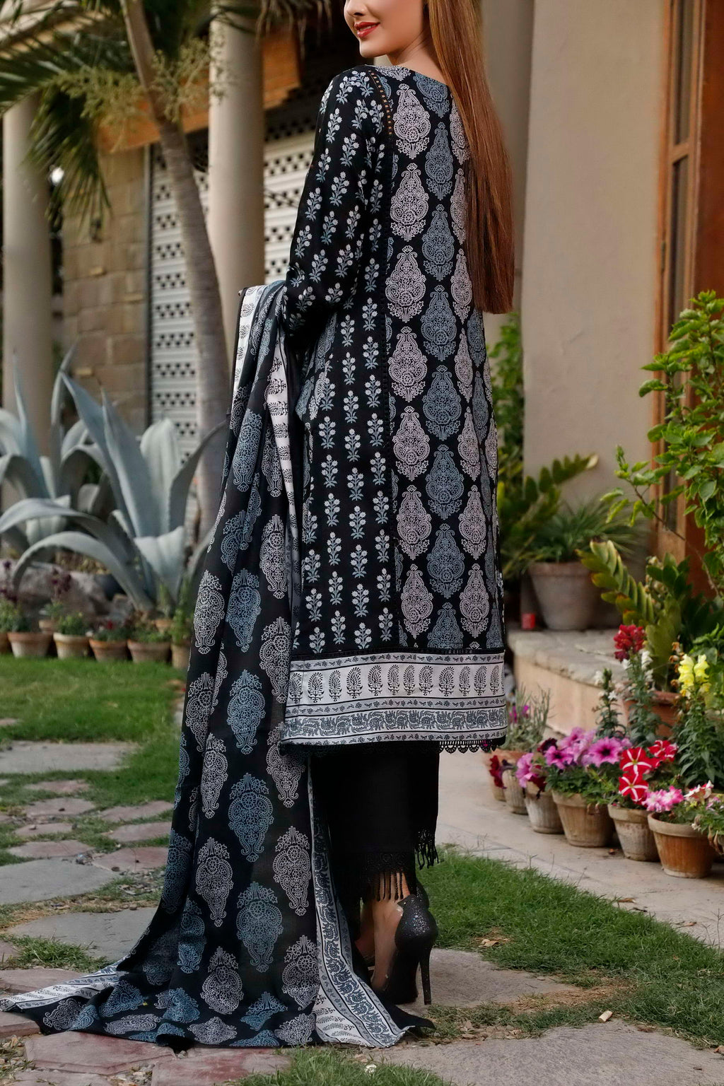 Classic Printed Lawn Collection 20-110A