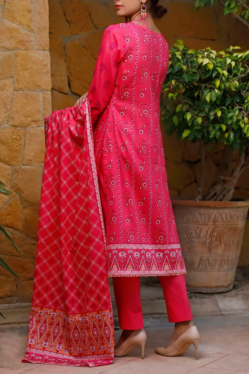 Daman Printed Lawn Collection 20-17A