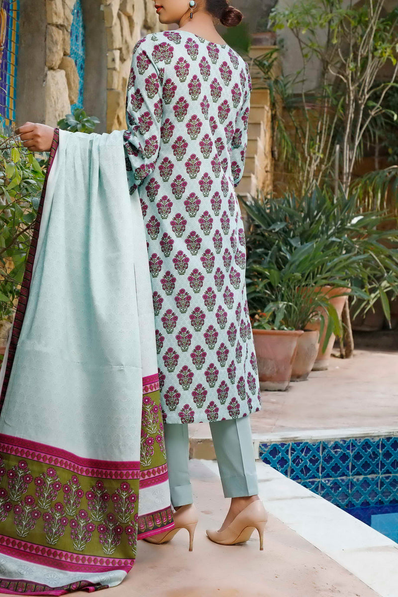 Daman Printed Lawn Collection 20-01B