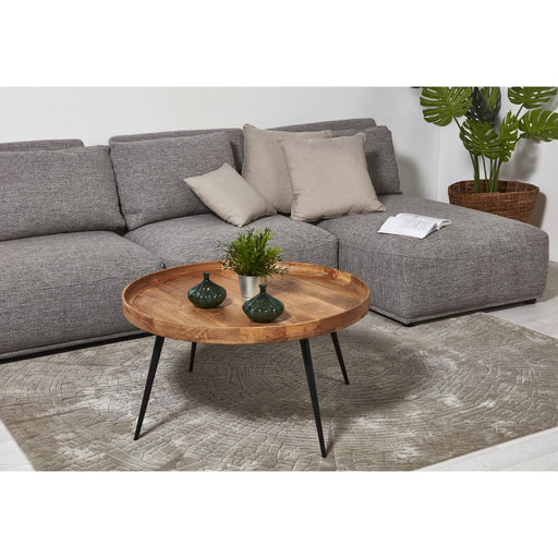 Table basse 29738NY - MUMBAI Marron - Lot de 1