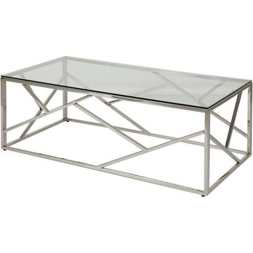 Table basse 31514CR - ISLAND Gris - Lot de 1