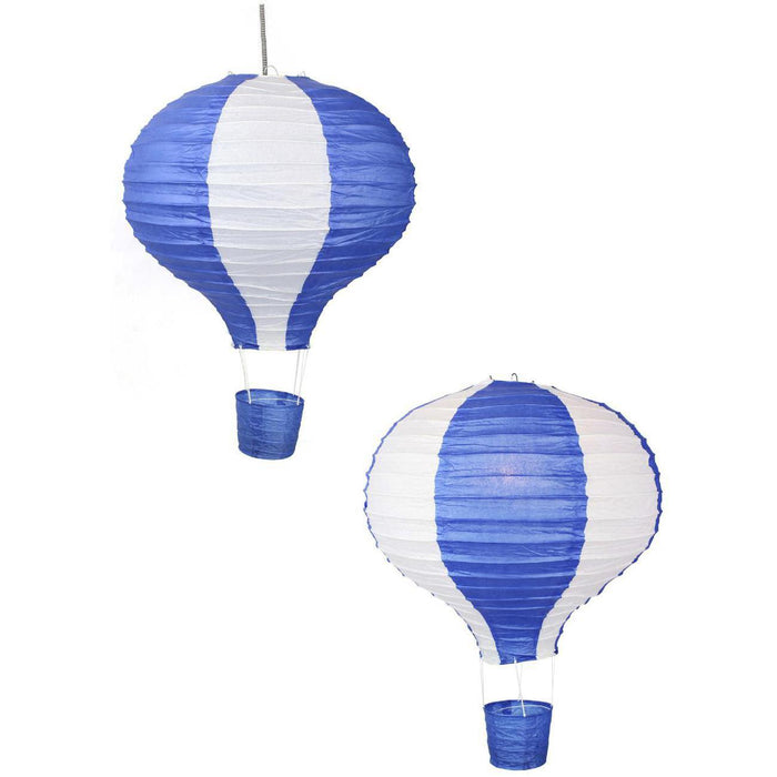 26514BU - Lightings Alec Blue & White