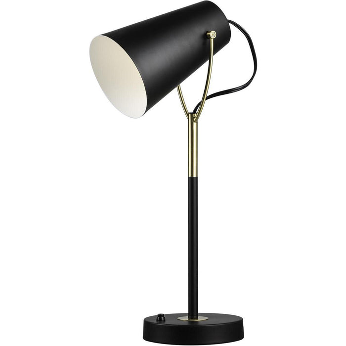 Lampe 26643NO - RISPA Noir - Lot de 1