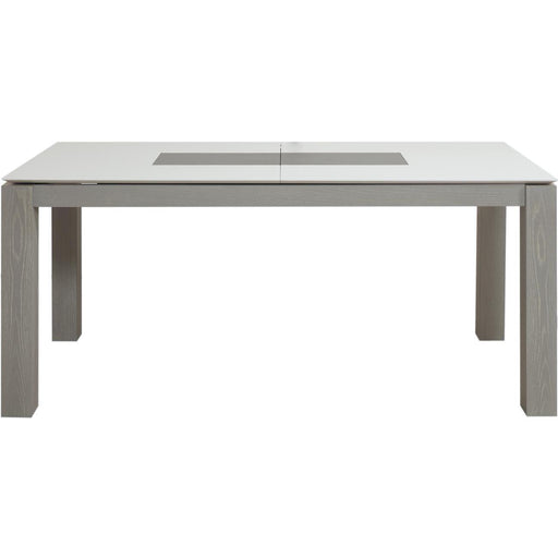 Table de repas 10131GB - PLYMOUTH Gris & Blanc - Lot de 1