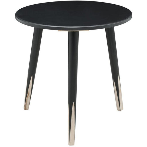Table d'appoint 13500NO - PENCIL Noir - Lot de 1