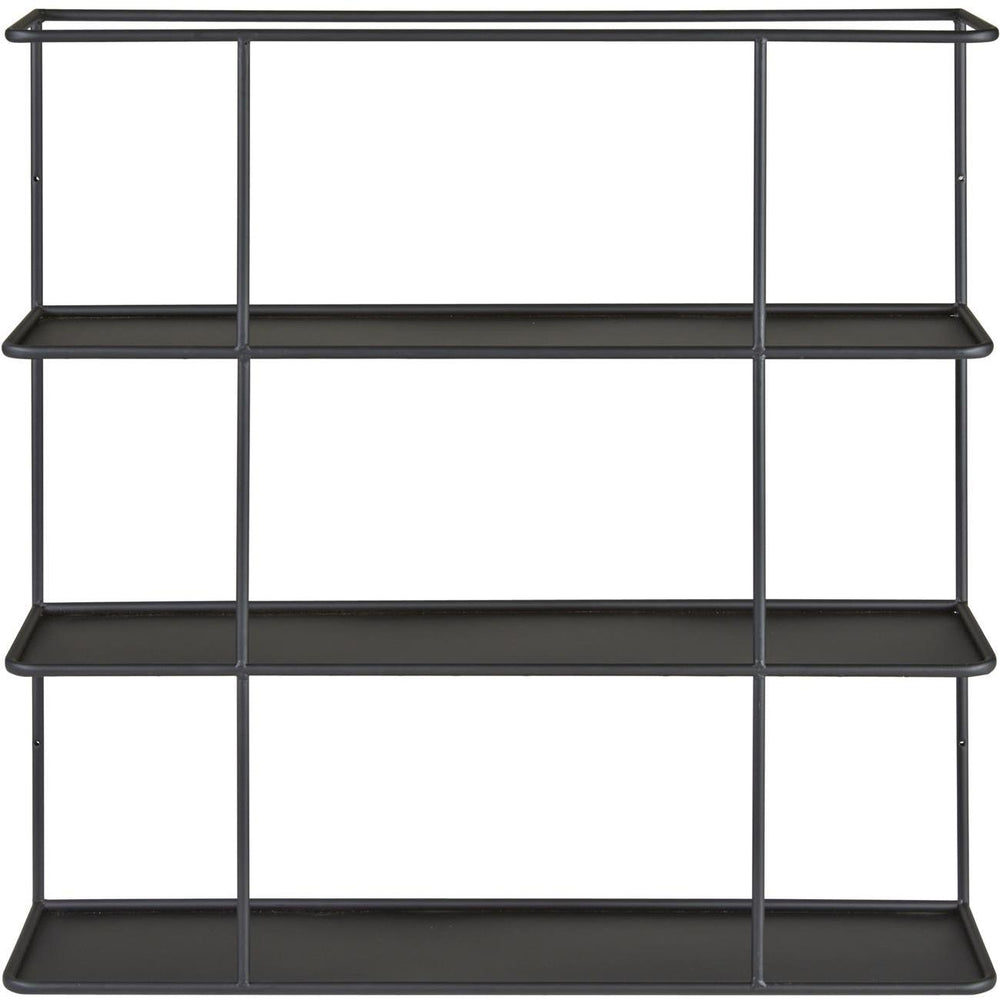 Deco etagere 67211NO - Verone Noir - Lot de 1