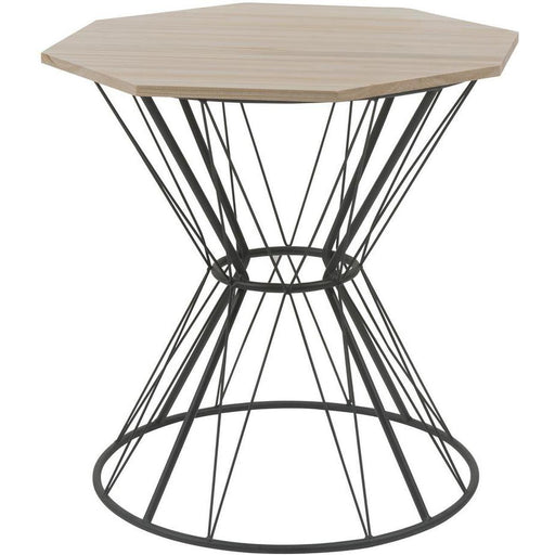 Table d'appoint 13502NO - JAIL Beige - Lot de 1