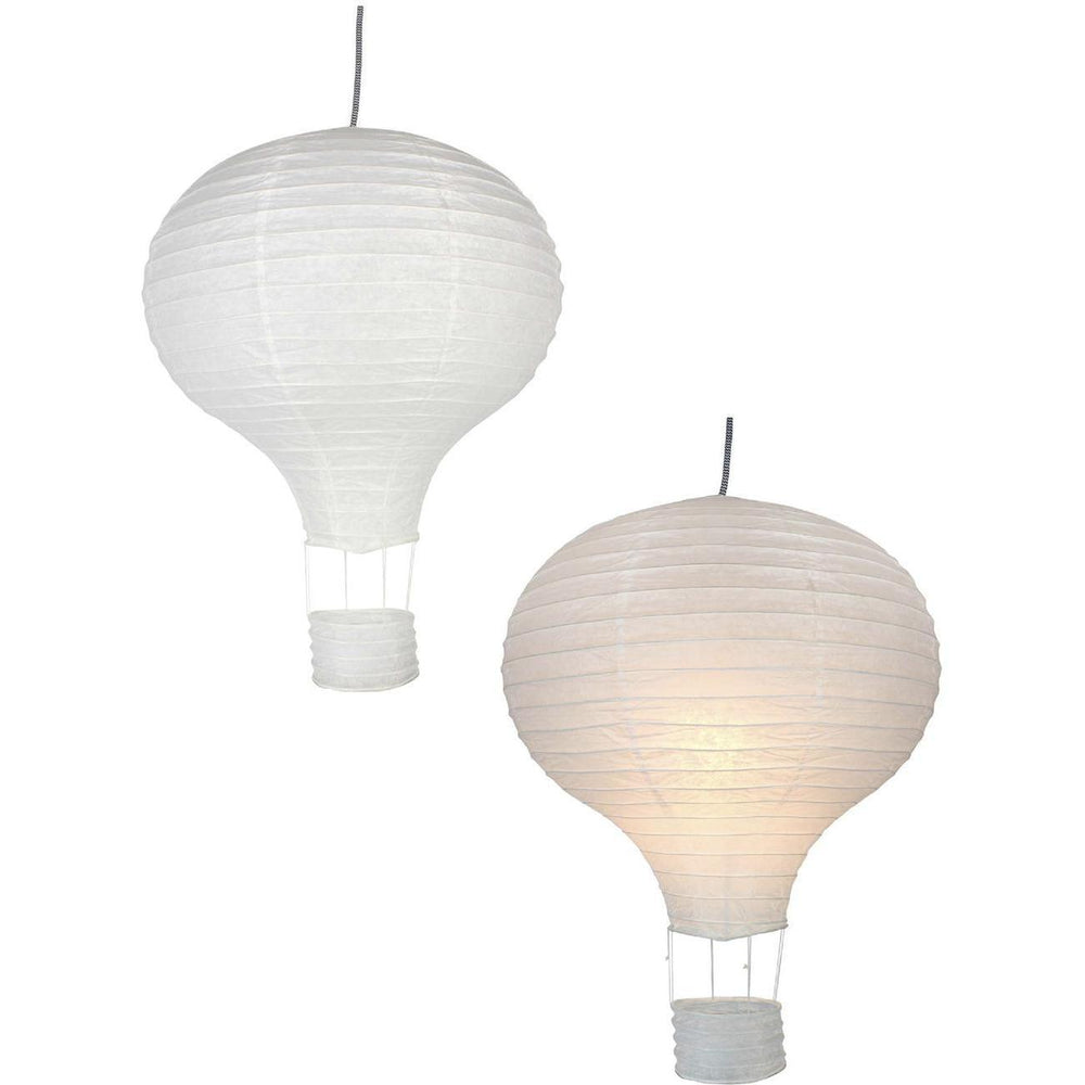 Suspension 26514BL - MONTGOLFIERE Blanc - Lot de 1