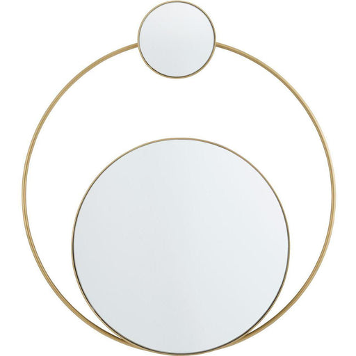 Deco miroir 47540DO - Kinsab Or - Lot de 1