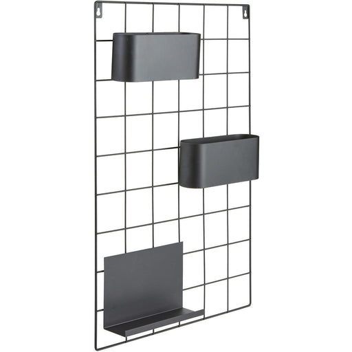 Deco etagere 67212NO - Catane Noir