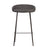 74203GR - Bar stools Irvington Dark Grey - lot de 2