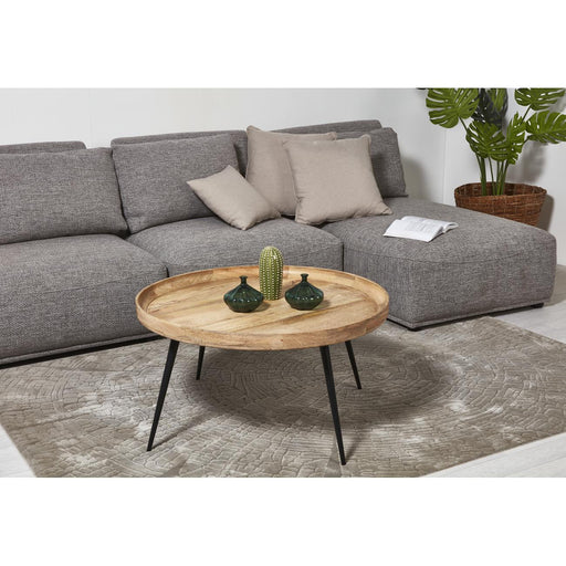 Table basse 29738NA - Mumbai Marron - Lot de 1