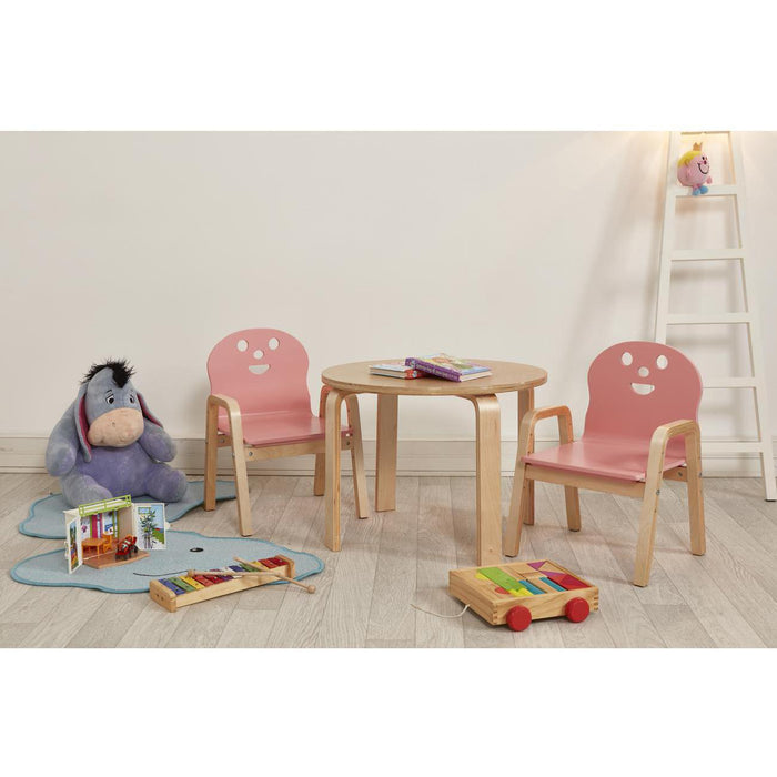 Set table et chaise enfant 41305RE - Lodi Rose - Lot de 1