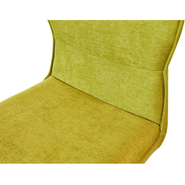 Chaise 55126PS - TWIST Vert - Lot de 4
