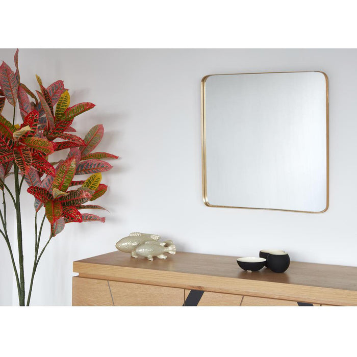 Deco miroir 67185DO - Coco Or - Lot de 1