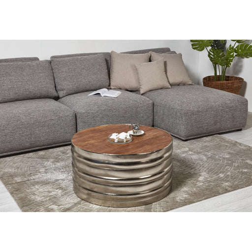 Table basse 29722NA - Jari Marron - Lot de 1