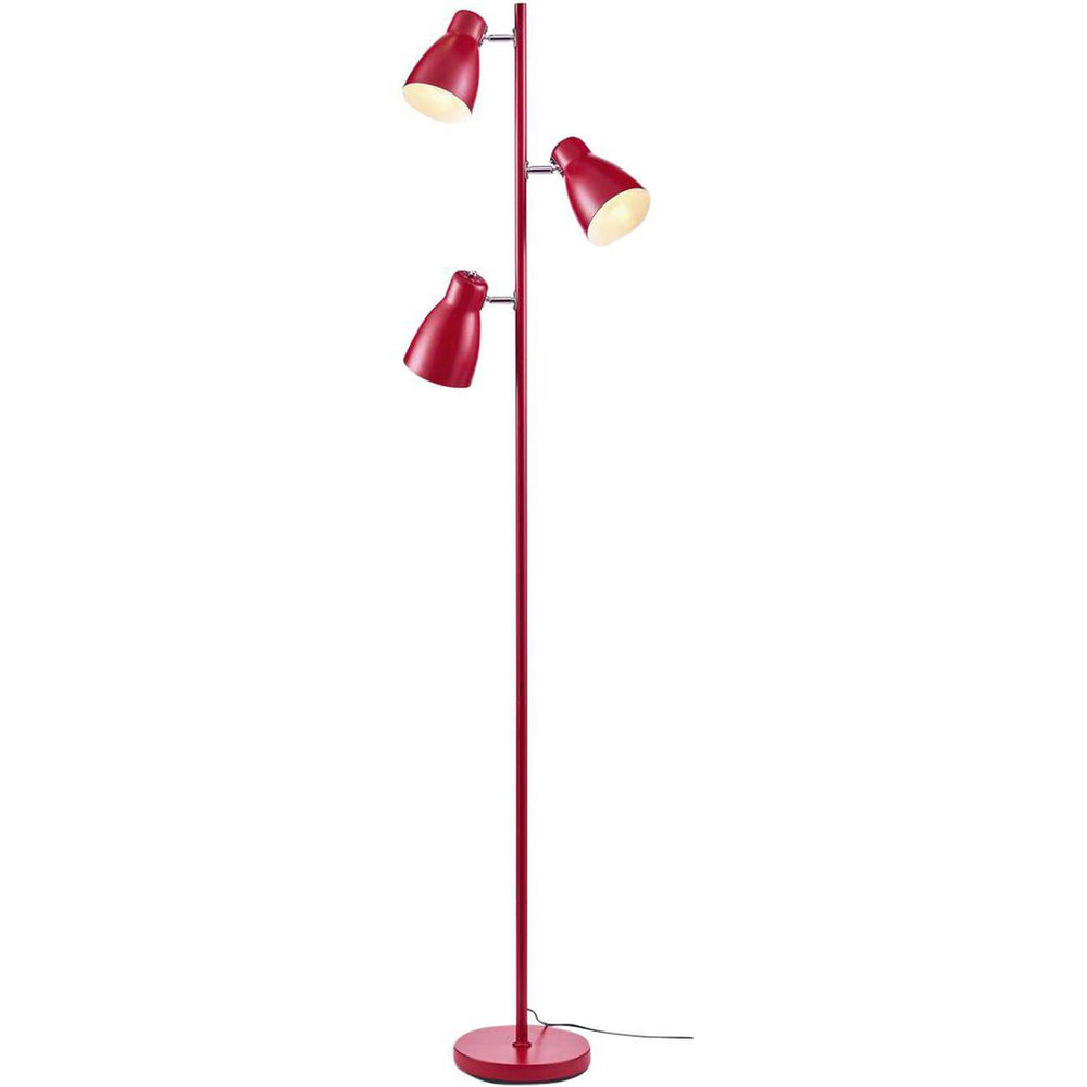 Lampadaire 26653RO - KIM Rouge - Lot de 1