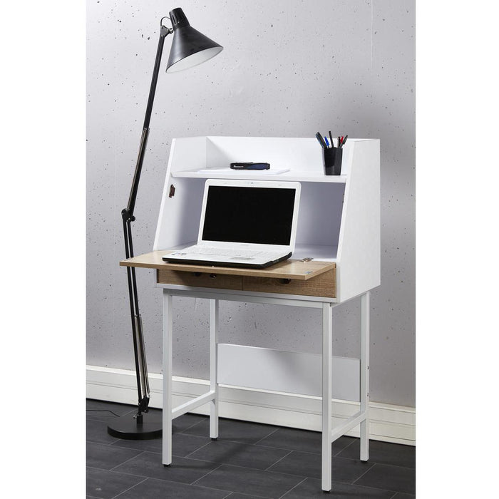 Bureau 20605CB - LONDON Beige - Lot de 1