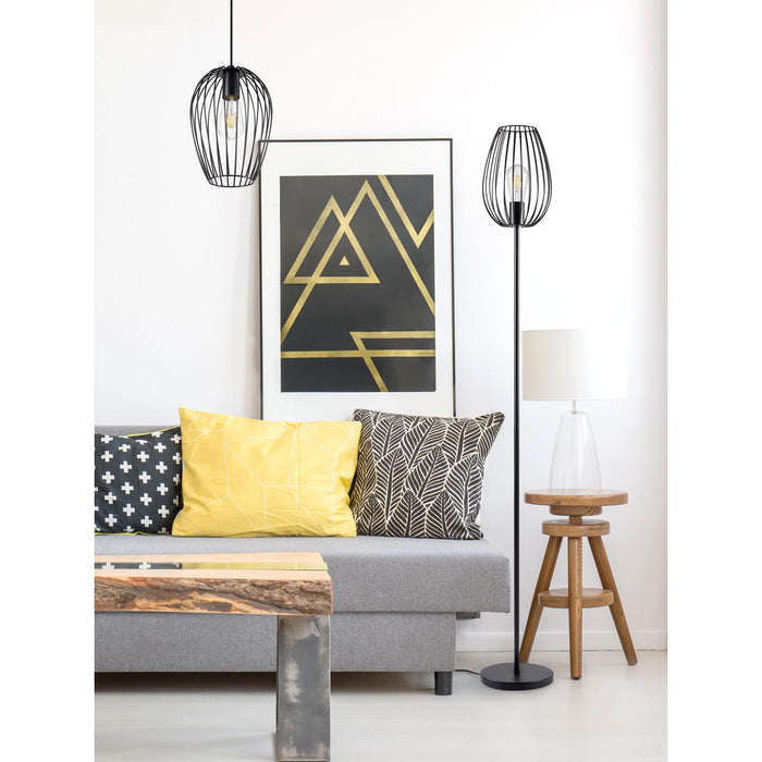 Lampadaire 26250NO - Maddy Noir - Lot de 1