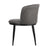 Chaise 74200GR - STOCKHOLM Gris Anthracite - Lot de 2