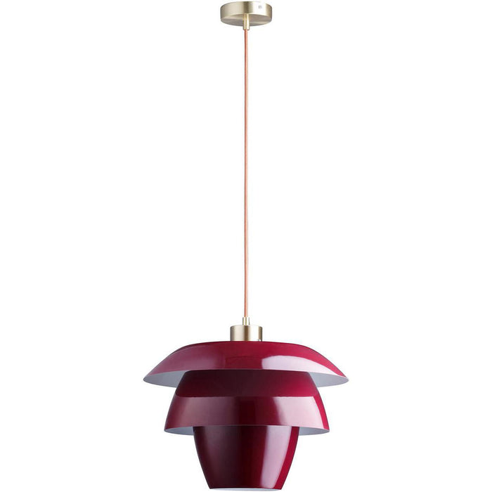 Suspension 26634RO - Fonteyn Rouge - Lot de 1