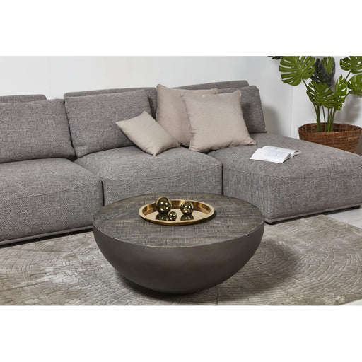 Table basse 29721GR - Bowl Gris - Lot de 1