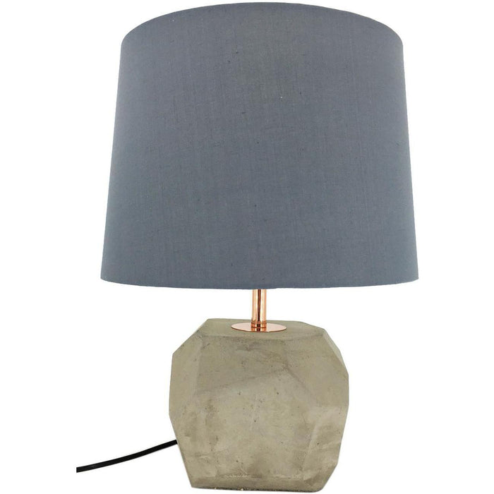 Lampe 47114BE - Wimbourne Gris - Lot de 1