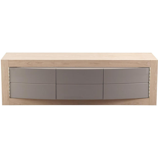 Meuble TV 10826NA - DOLBY Taupe
