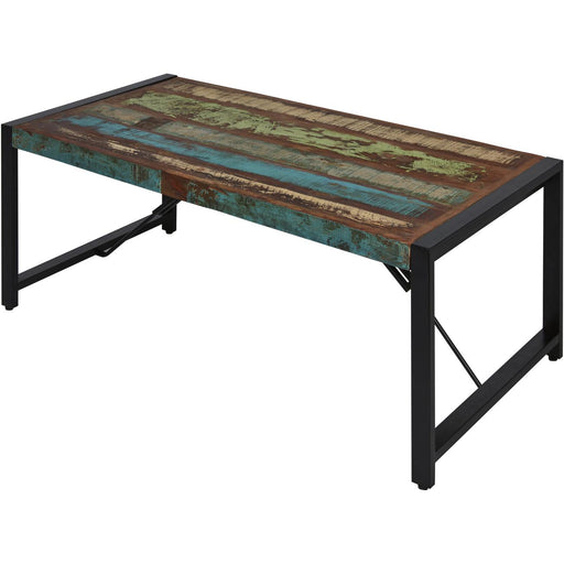 Table basse 51904NY - MUMBAI Marron - Lot de 1