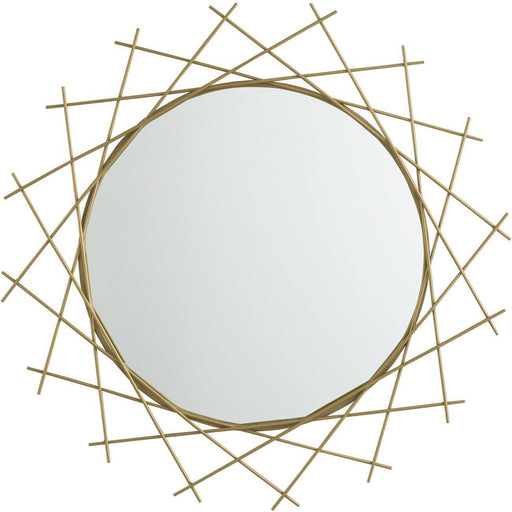 Deco miroir 47532DO - Killarney Or - Lot de 1