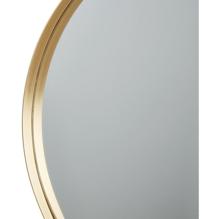 Deco miroir 67181DO - Melk Or - Lot de 1
