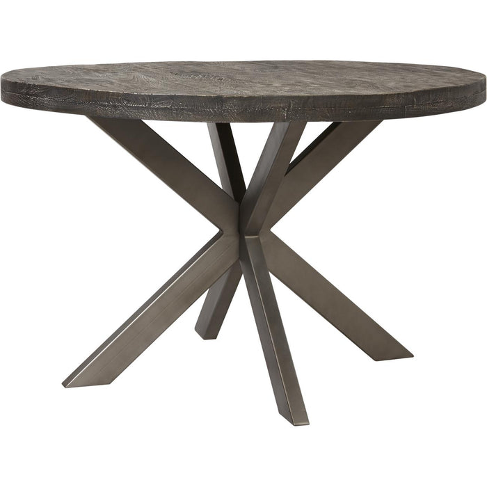 Table de repas 29733GR - Calcutta Gris - Lot de 1
