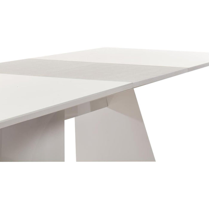 Table de repas 10562BL - ELLIPSE Blanc - Lot de 1