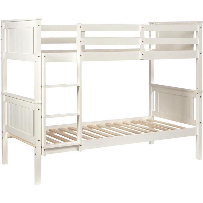 Lit enfant 44151BL - Skyline Blanc - Lot de 1