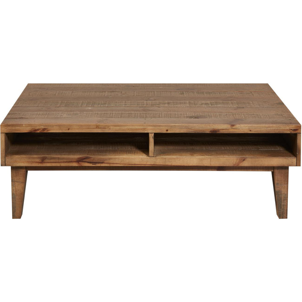 Table basse 19184PI - PATIO Marron - Lot de 1