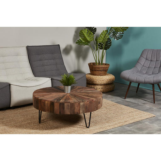 Table basse 29720BS - Bangalore Marron - Lot de 1