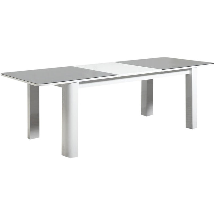Table de repas 10271GB - PACIFIC Gris & Blanc - Lot de 1
