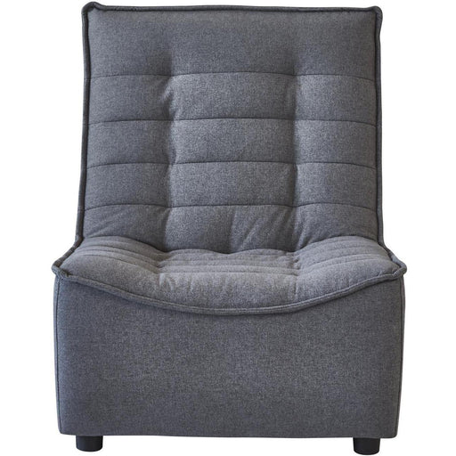 11697GA - Sofas Humphrey Dark grey