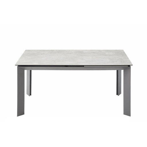 Table de repas 21182GR - HASTINGS Gris - Lot de 1