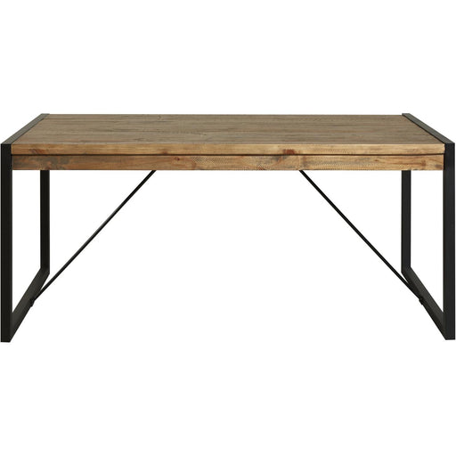 Table de repas 19182PI - PATIO Marron - Lot de 1