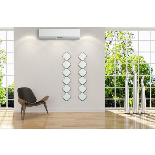 Deco miroir 47531DO - Kilkenny Or - Lot de 1