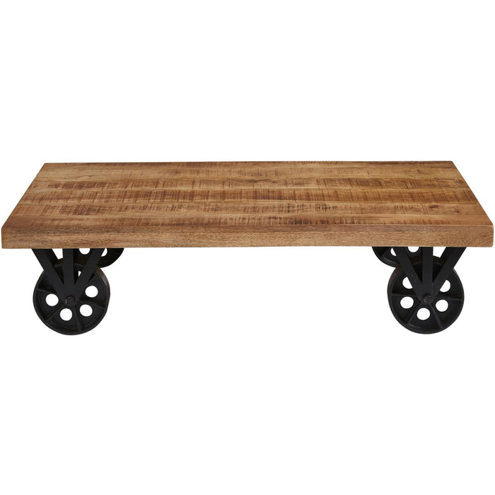 Table basse 29723NA - Chennai Marron - Lot de 1