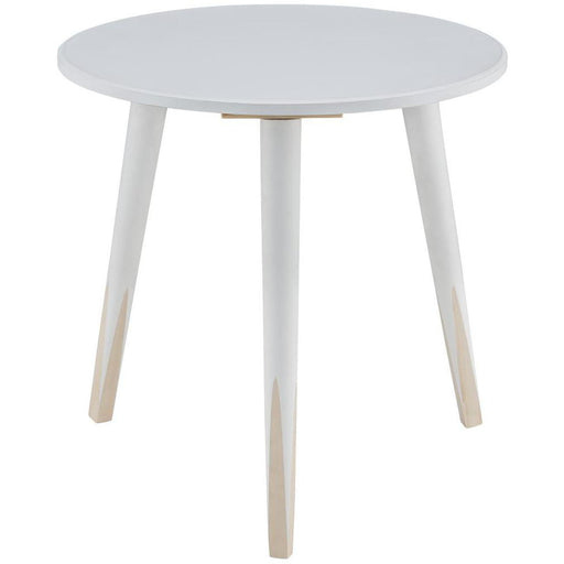 Table d'appoint 13500BL - PENCIL Blanc - Lot de 1