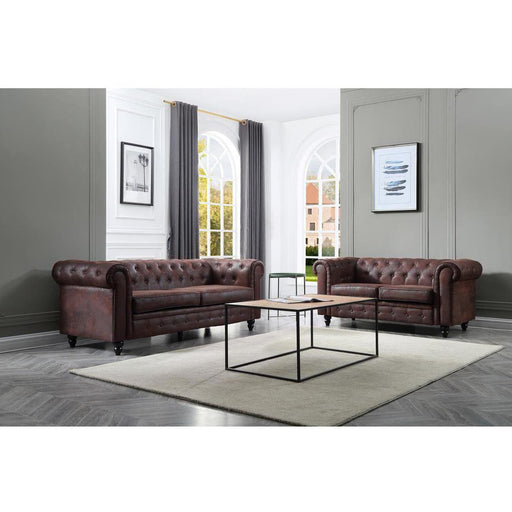 13894MA - Sofas Hiraki Brown