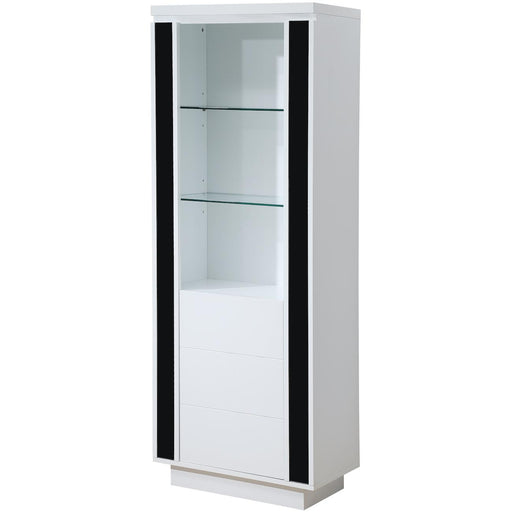 Vitrine 10912NB - ECLIPSE Noir & Blanc - Lot de 1