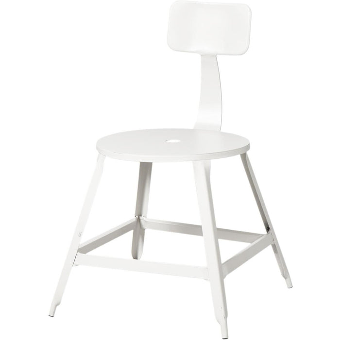 Chaise 42702BL - LOFT Blanc - Lot de 2