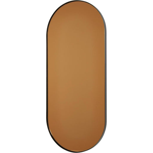 Deco miroir 67187NO - Kurk Or - Lot de 1